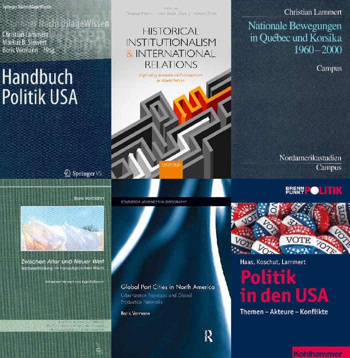 Department Publications