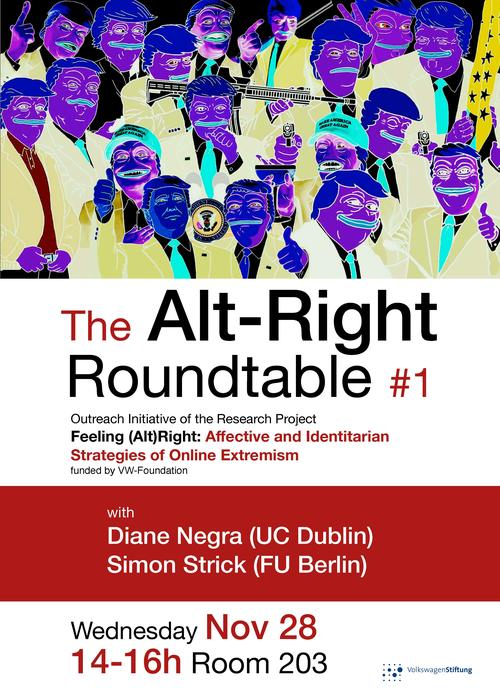 Alt-Right Roundtable #1