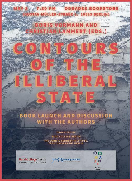 Booklaunch: Contours Of The Illiberal State