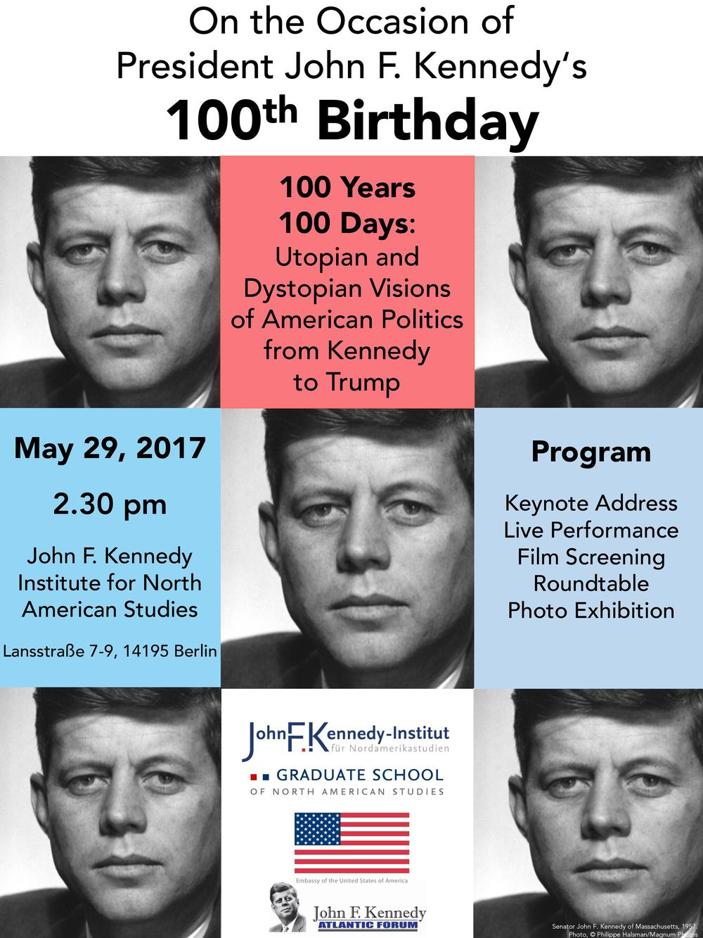 JFK Birthday