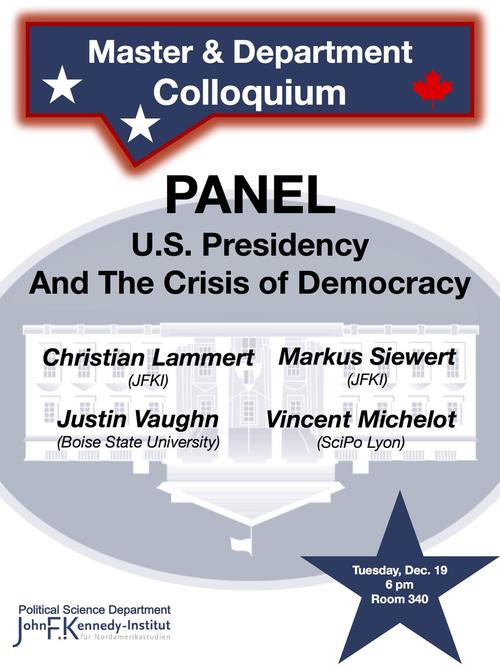 Panel_Presidency&Crisis of Democracy